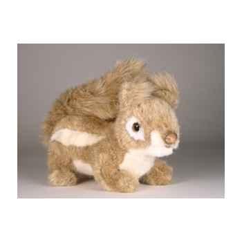 Peluche debout écureuil 26 cm Piutre -2638