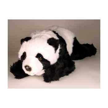 Peluche allongée panda 50 cm Piutre -2175