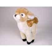 peluche debout bambi 41 cm piutre 4832