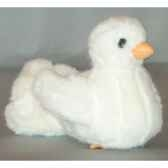 peluche poussin de colombe blanc cm piutre 719