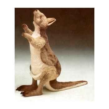 Peluche debout kangourou 120 cm Piutre -2412/UP