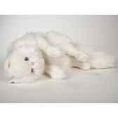peluche chat persan blanc qui joue 50 cm piutre 310