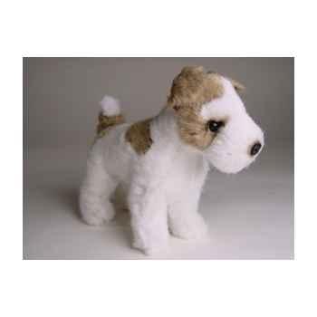 Peluche Miniature fox terrier 24 cm Piutre -4285