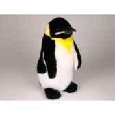 peluche pingouin 70 cm piutre 2544
