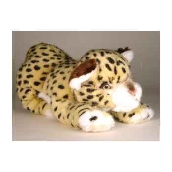 Peluche allongée guépard 35 cm Piutre -2592
