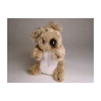 Peluche assise koala 26 cm Piutre -2673