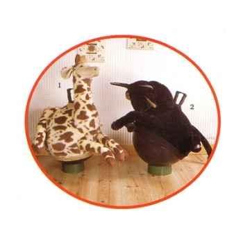 Peluche Magic giraffe cm Piutre -G101