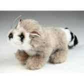 peluche miniature raton laveur 15 cm piutre 4262
