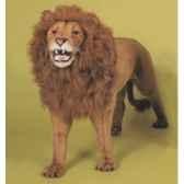 peluche debout gros lion 180 cm piutre 2500