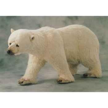 Peluche ours polaire sur ses pattes arrières 200 cm Piutre -2185