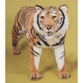 peluche debout tigre du benga200 cm piutre 2511