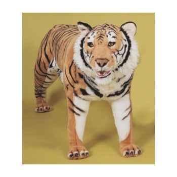 Peluche debout tigre du bengal 200 cm Piutre -2511