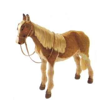 Peluche debout poney 135 cm Piutre -2661