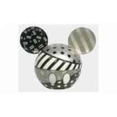 black white mickey ears box britto romero 4021836