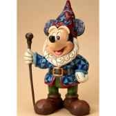 there s no place like gnome mickey mouse figurines disney collection 4023526