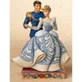 royaromance cinderella prince charming figurines disney collection 4015340
