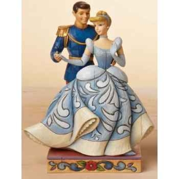 Royal romance (cinderella & prince charming)  Figurines Disney Collection -4015340