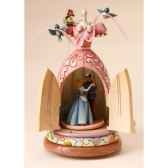 a dream is a wish your heart makes cinderella dress musicailluminated figurines disney collection 4016556