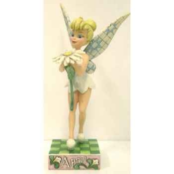 April tinker bell  Figurines Disney Collection -4020777