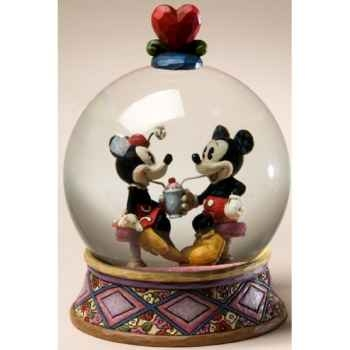Sweetheart sundays (mickey & minnie mouse)  Figurines Disney Collection -4020798