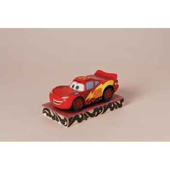 Ka-chow (lightning mcqueen) n Figurines Disney Collection -4023567