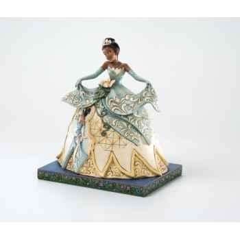 Dreams do come true…(tiana) n Figurines Disney Collection -4026081