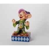 a million diamonds shine dopey n figurines disney collection 4026090