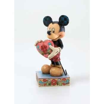 A gift of love (mickey mouse) n Figurines Disney Collection -4026084