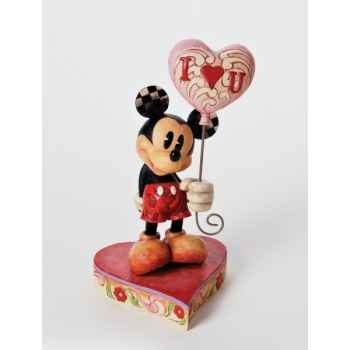 You keep me grounded (mickey mouse) n Figurines Disney Collection -4026087