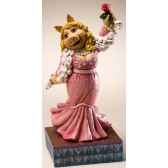 diva moi miss piggy figurines disney collection muppet show 4020801