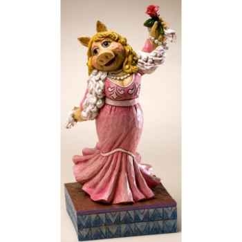 Diva? moi? (miss piggy)  Figurines Disney Collection Muppet Show -4020801