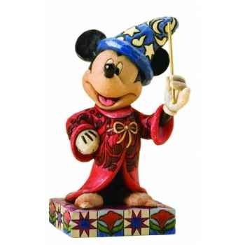 Touch of magic (sorcerer mickey)  Figurines Disney Collection -4010023