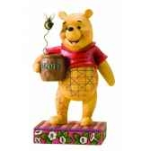 silly old bear winnie the pooh figurines disney collection 4010024