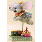 faith in flight dumbo figurines disney collection 4010028
