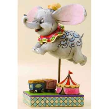 Faith in flight (dumbo)  Figurines Disney Collection -4010028
