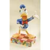 alquaked up donald duck figurines disney collection 4011751