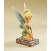a pixie delight tinker belfigurines disney collection 4011754