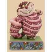 mischievous me cheshire cat figurines disney collection 4023528