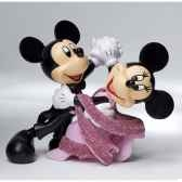 waltz mickey minnie figurines disney collection 4022354