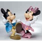 jitterbug mickey minnie figurines disney collection 4022355