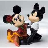 tango mickey minnie figurines disney collection 4022358