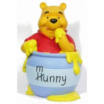 Pooh money bank  Figurines Disney Collection -4020895