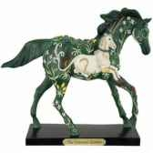 the unicorn s garden painted ponies 4022510