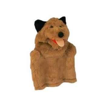 Marionnette Kersa - Chien brun - 12480