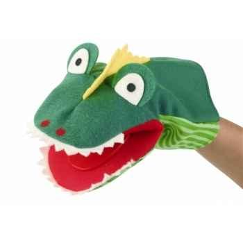 Marionnette Kersa - Crocodile Archos - 12492