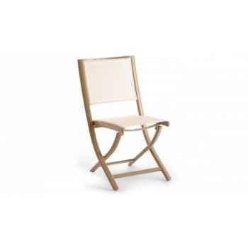 Première chaise pliante Ego Paris -EM2CPL