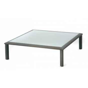 Première table basse carrée Ego Paris -EM2TBC