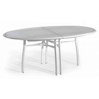 Première table ovale extensible Ego Paris -EM2TVE
