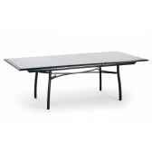 premiere table rectangulaire avec allonge ego paris em2tea