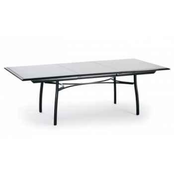 Première table rectangulaire avec allonge Ego Paris -EM2TEA